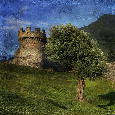 Castle Art Print by Joana Kruse