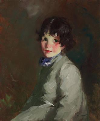Painting - Catharine by Robert Henri