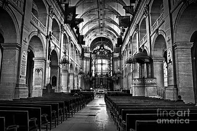 Photograph - Cathedral by Charuhas Images