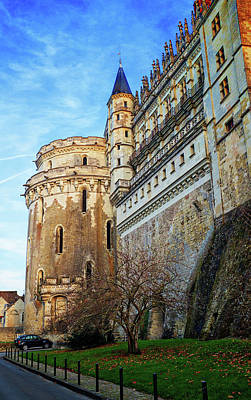 Photograph - Chateau D'amboise by Hugh Smith