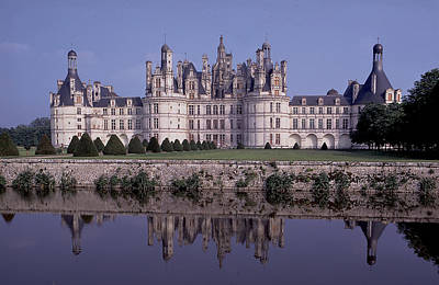 Studio Grafika Zodiac Rights Managed Images - Chateau de Chambord Royalty-Free Image by Carl Purcell