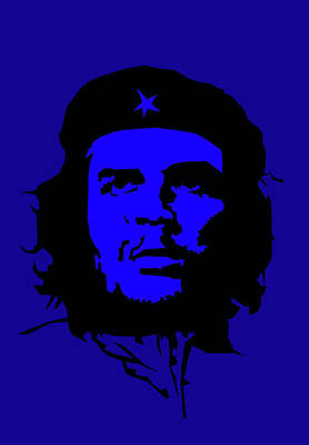 Mixed Media - Che by Asbjorn Lonvig