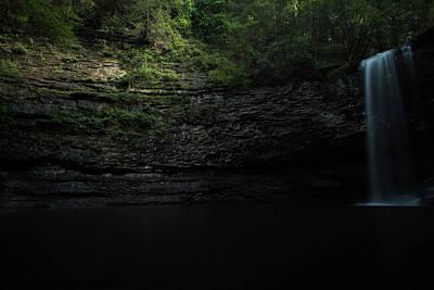 Photograph - Cherokee Falls by Mike Dunn
