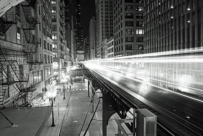 Photograph - Chicago by John Babis