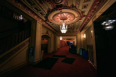 Photograph - Chicago Theater by Daniel Hagerman