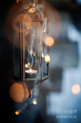 Photograph - Christmas Lights by Kati Finell