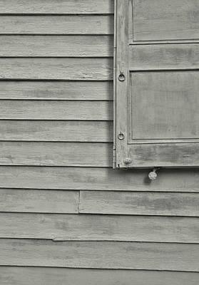 Photograph - Church Shutter Art by JAMART Photography