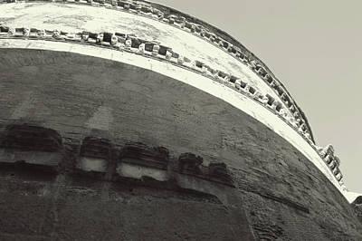 Photograph - Pantheon Circular Temple  by JAMART Photography