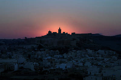Maltese Photograph - Cittadella - Gozo by Joana Kruse