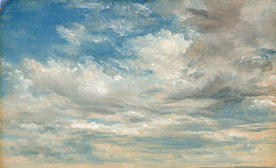 John Constable Painting - Clouds by John Constable