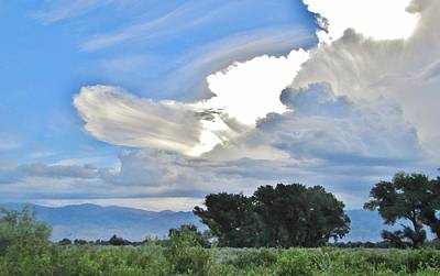 Photograph - Clouds by Marilyn Diaz