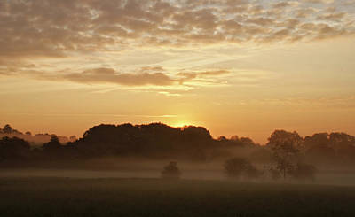 Photograph - Coagh Dawn by Colin Clarke