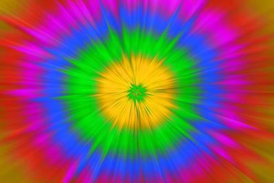 Reformer Digital Art - Colors by Kayle Arcus