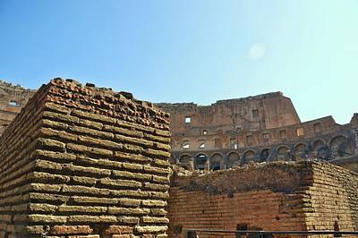 Photograph - Symbol Of Roman History by JAMART Photography