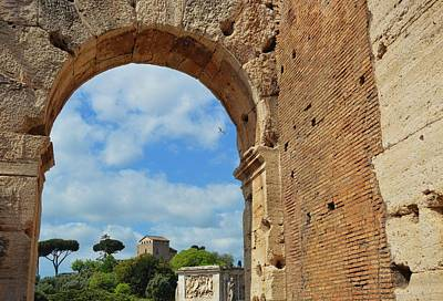 Photograph - Colosseum Views by JAMART Photography