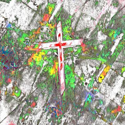 Digital Art - 2 Corinthians 13 by Payet Emmanuel