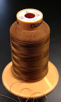 Cottons Threads Art Print by Adam Sworszt