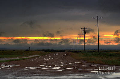 Photograph - Country Roads by Anjanette Douglas