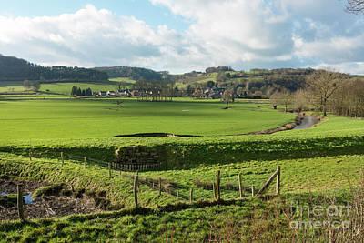 Photograph - Countryside Of Dutch Zuid-limburg by Perry Van Munster