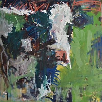 Cow Painting Art Print