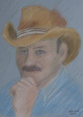 Pastel - Cowboy by Masami Iida