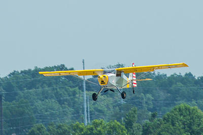 Photograph - Cracker Fly-in by Michael Sussman