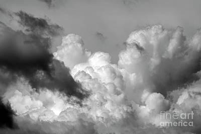 Photograph - Cumulus Congestus  by Jim Corwin