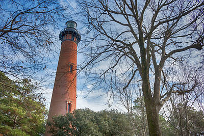 Photograph - Currituck Lighthouse by Travis Rogers