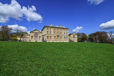 Cusworth Photograph -  Cusworth Hall by Robert Chlopas