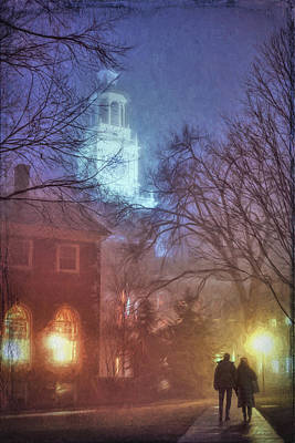 Dartmouth College Art Print