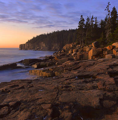 Art Print featuring the photograph Dawn's Early Light by Stephen  Vecchiotti