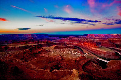 Photograph - Dead Horse Point by Norman Hall