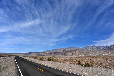 Photograph - Death Valley by Dana Sohr