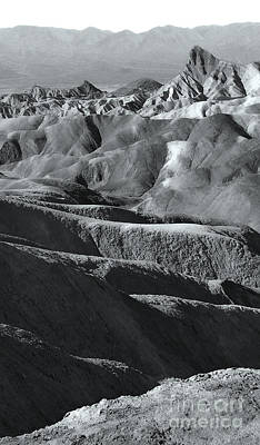 Painting - Death Valley Zabriskie Point by Gregory Dyer