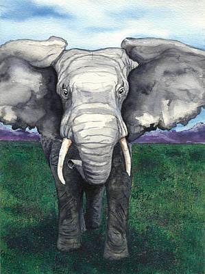 Defiant Art Print by Brazen Edwards
