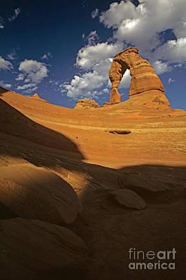Photograph - Delicate Arch  by Jim Corwin