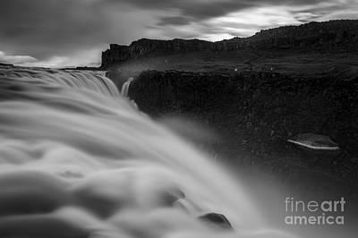 Photograph - Dettifoss Iceland by Gunnar Orn Arnason