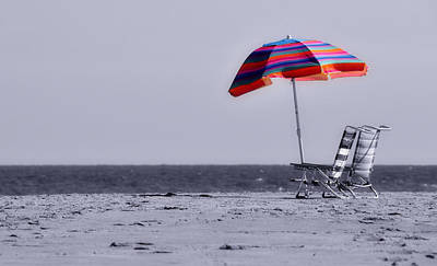 Photograph - Dewey Beach by JAMART Photography