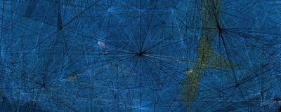 Dodecahedron Digital Art - Dodecahedron by Seni Lawal