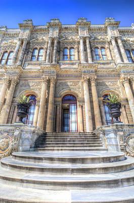 Photograph - Dolmabahce Palace Istanbul  by David Pyatt