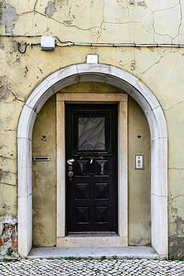 Door No 4 Art Print by Marco Oliveira