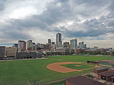 1-war Is Hell Royalty Free Images - Downtown Denver Colorado City Skyline Royalty-Free Image by Cityscape Photography