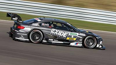 Bmw Racer Photograph - DTM by Menno Schaefer