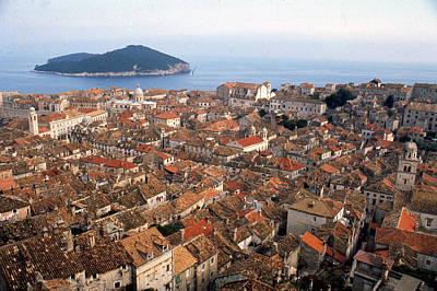 Yugoslavian Photograph - Dubrovnik Croatia by Erik Falkensteen