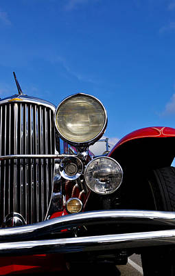 Photograph - Duesenberg by Tim Nyberg