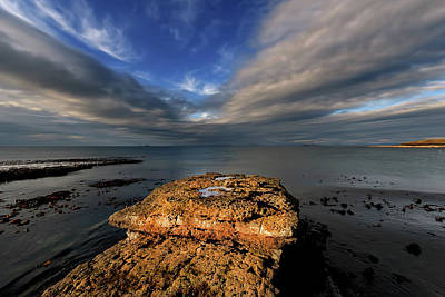 Scottish Landscape Photograph - Duntulm by Smart Aviation