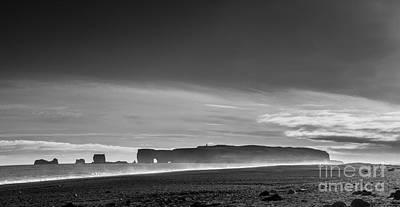 Photograph - Dyrholaey Iceland by Gunnar Orn Arnason