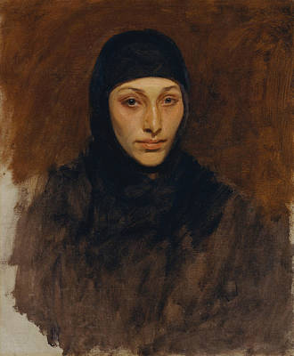 Painting - Egyptian Woman by John Singer Sargent