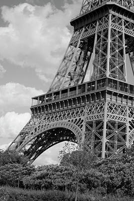 Photograph - Eiffel Tower by Ivete Basso Photography