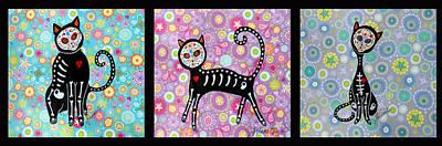 El Gato Art Print by Pristine Cartera Turkus